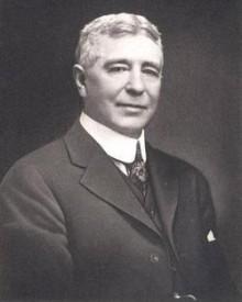 Biography: William Farrington Aldrich born March 11, 1853 – photograph