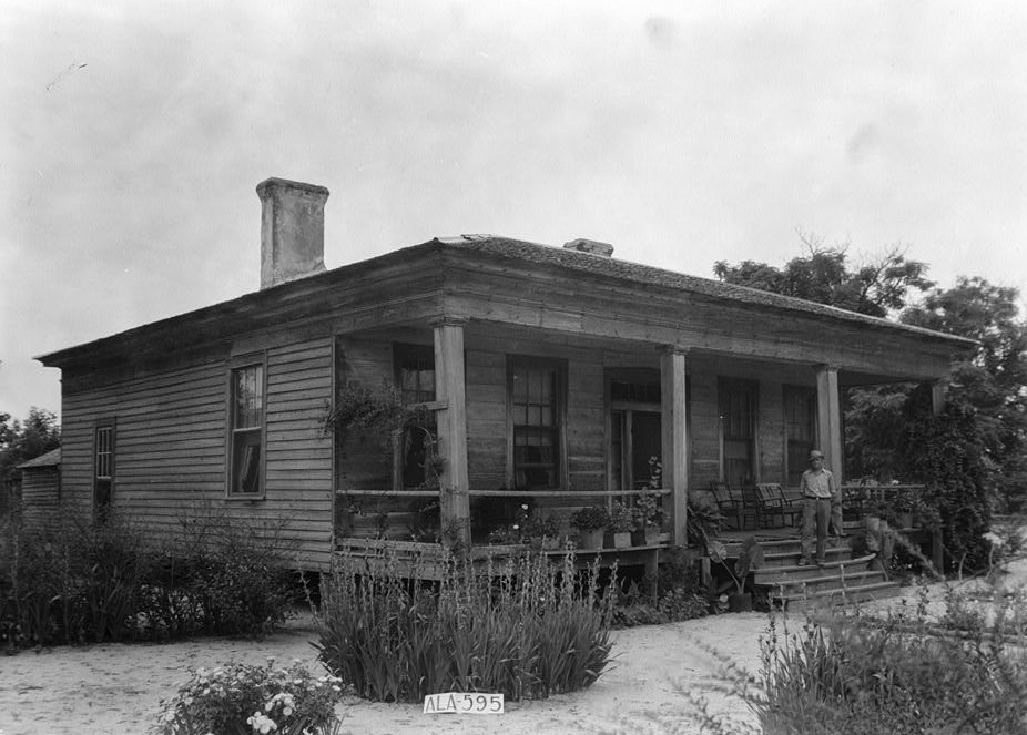 Berry-Braswell house June 1935 by manning