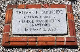 Crawford burnside duel