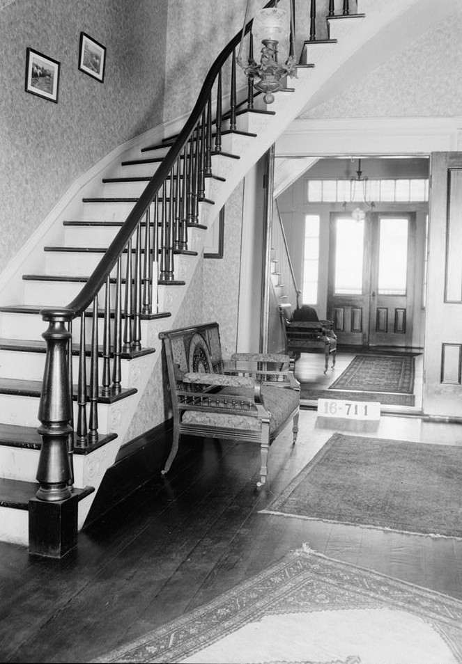 Dawson vaughan staircase