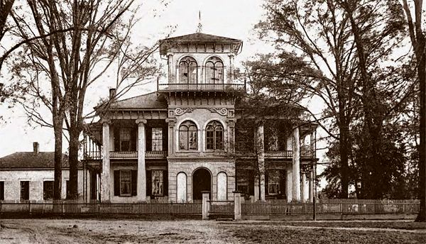 Drish Plantation Mansion