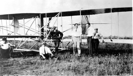 First US flight school in Montgomery
