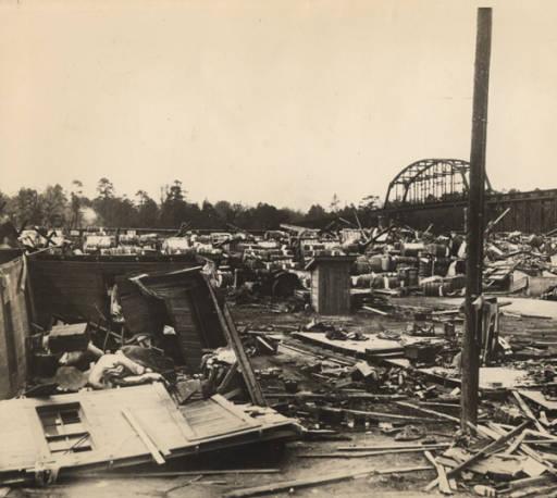 March 1932 tornado