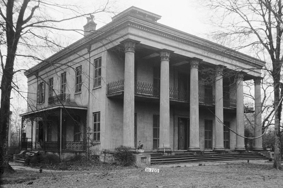 Sturdivant Hall 1934