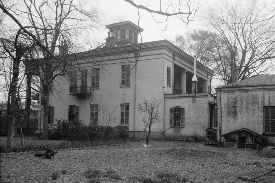 Sturdivant hall 1934 side