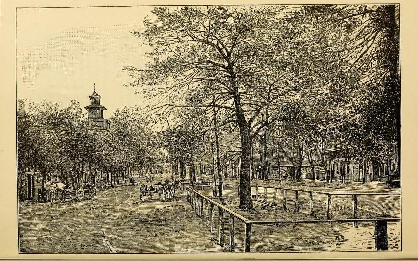 TUSCALOOSA STREET 1887