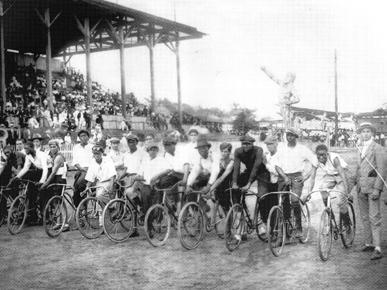 Vulcan fairgrounds 1906