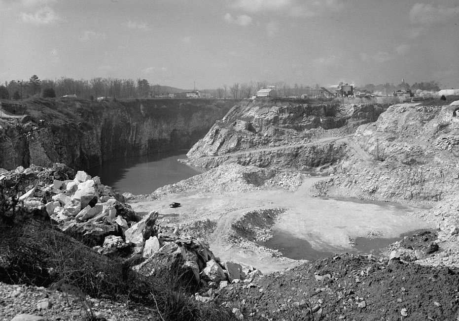 gannt's quarry