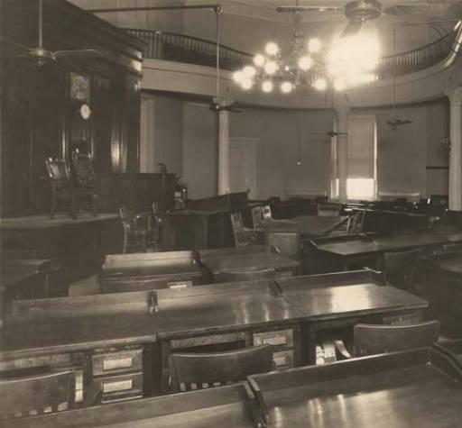 montgomery senate chamber 1939