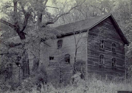 old mill rock run cherokee county