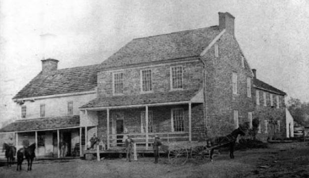 Black horse tavern gettysburg