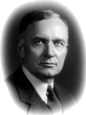 Hugh Morrow 1925
