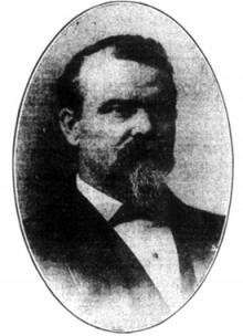 Biography: Frank P. O'Brien born February 1844 – photograph