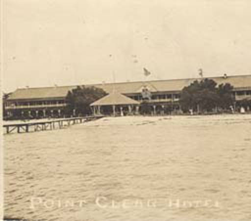 Point Clear ca. 19192
