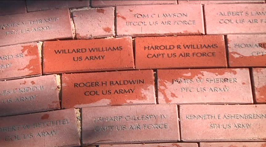 Vet memorial park brickstones birmingham