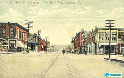 PATRON - Bessemer, Alabama wanted to form a new county on December 20, 1888