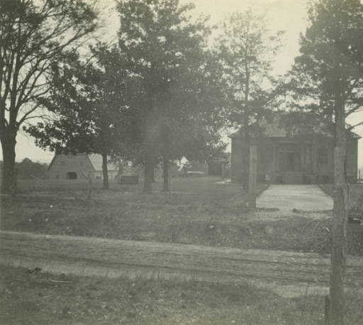 cato plantation in Glennville, Alabama