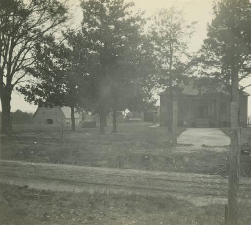 cato plantation in Glennville, Alabama
