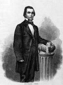 BIOGRAPHY: William Lowndes Yancey (August 10, 1814 – July 28, 1863)