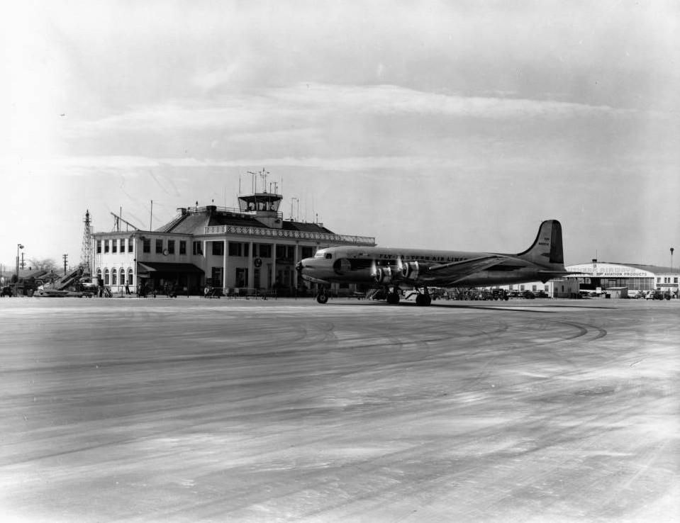 Birmingham Muncipal airport Eastern airlines bplonline