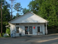 Brooklyn, Alabama had one of last remaining post offices inside a general store