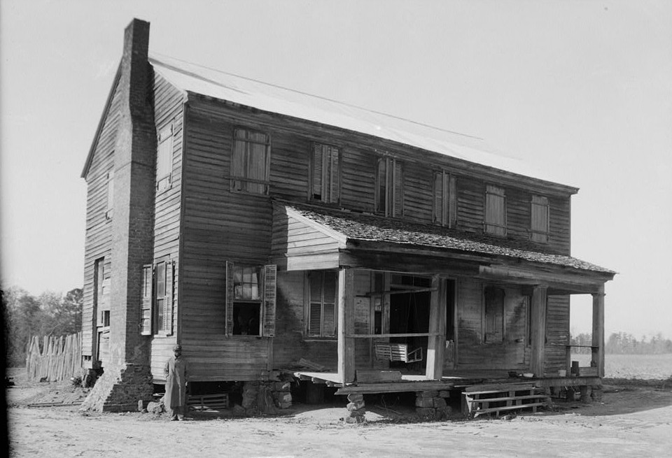 Chitley House - loc Henry county