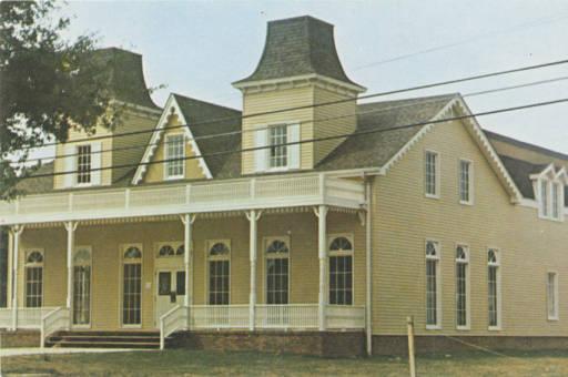 Col. John G. Cullman home
