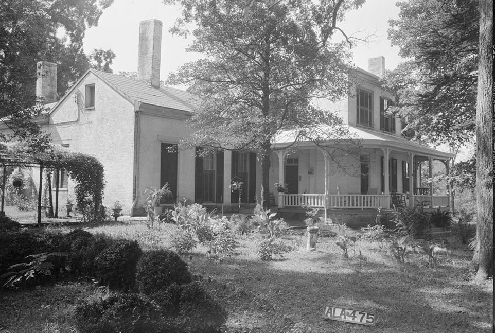 Cox-Thomas W. White House, 461 Eustis Avenue, Huntsville, Madison County, AL