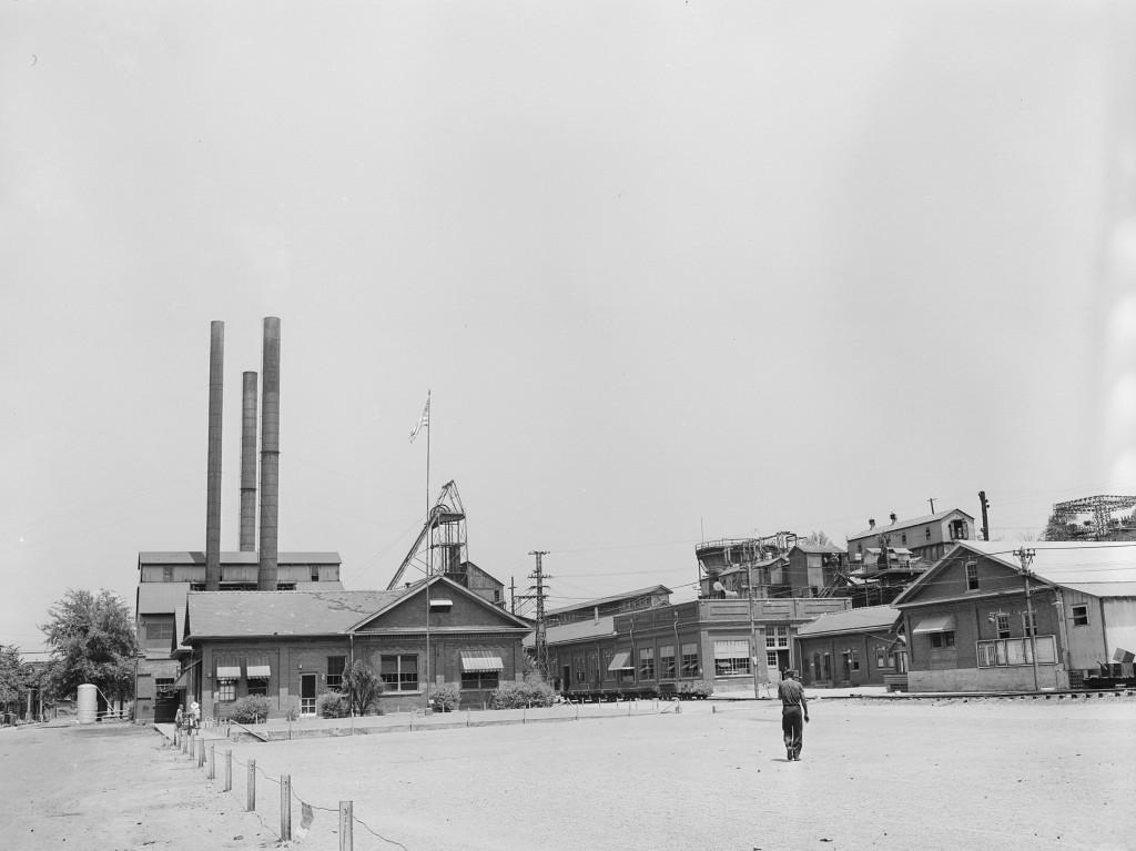 Edgewater mines 1949