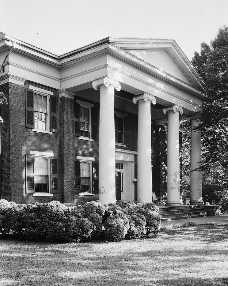 Gov. Thomas Bibb House ca. 1939, Huntsville