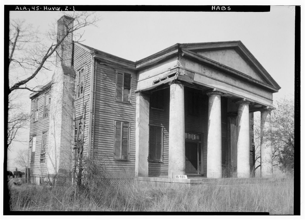 Huntsville Not Many Cities Can Boast Of So Many Well Preserved Old Houses See Pictures Amp Film