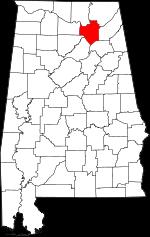 Marshall-County map