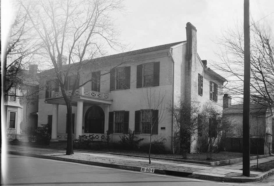 Miss Howard Weeden House, 300 Gates Avenue, Huntsville, Madison County, AL
