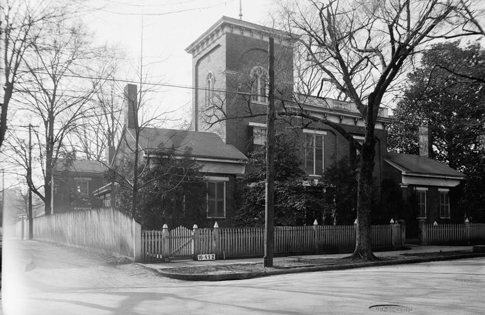 Morgan- Neal House, 558 Franklin Street, Huntsville, Madison County, AL