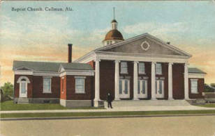 baptist church ca. 1940