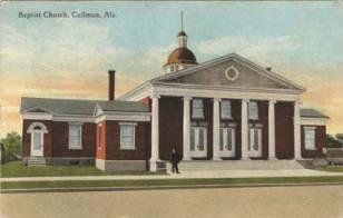 baptist church ca. 1940