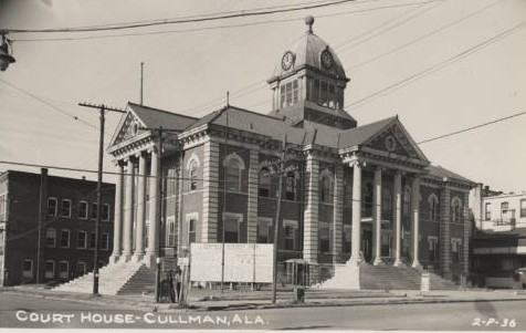 cullman county courthouse 1940