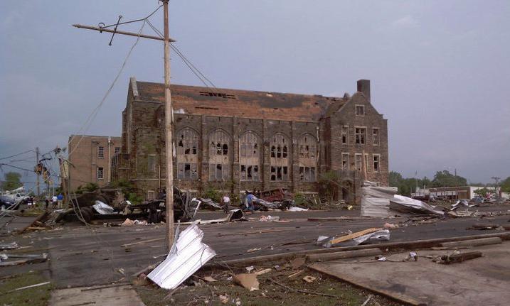 cullman tornadoes