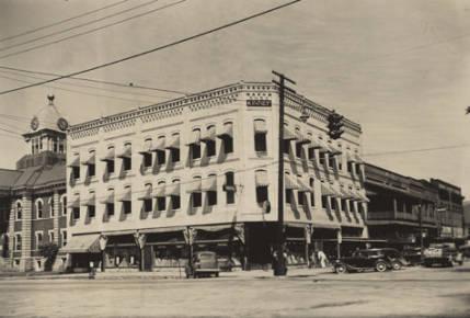 eureka hotel 1940