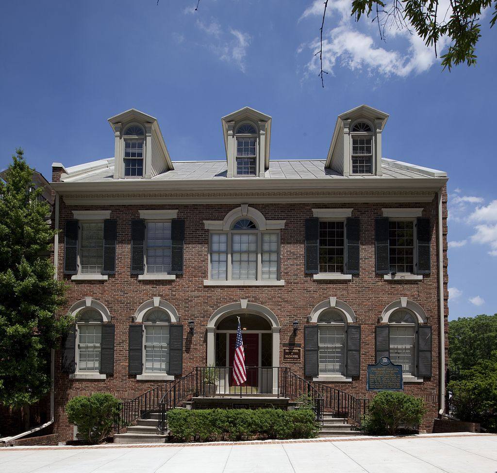 huntsville inn, built 1817 offices