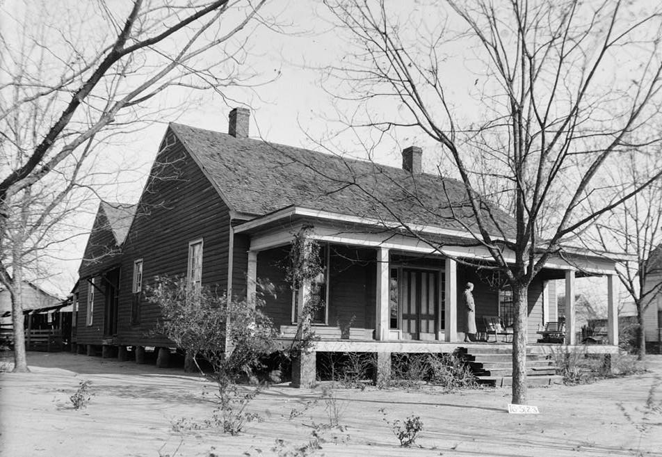 oates-danzey house abbeville