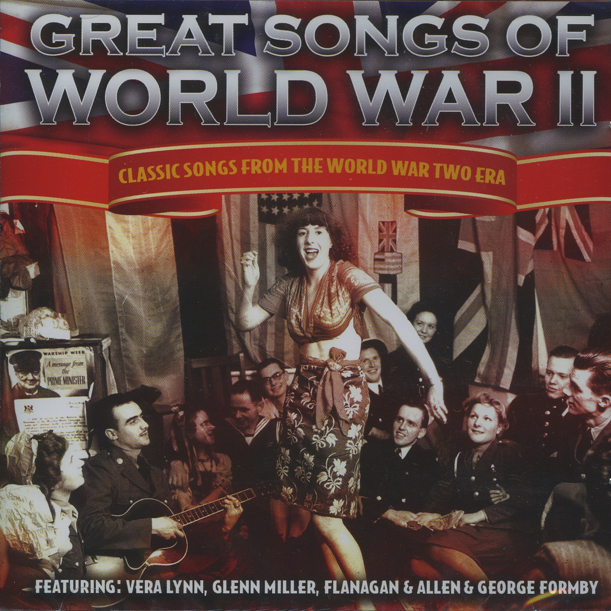 Some beautiful songs of World War II  - Do you remember them?