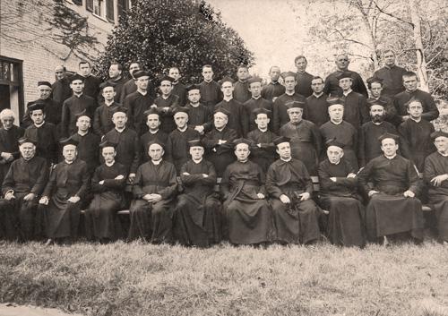 springhillcommunity 1907 Jesuit community