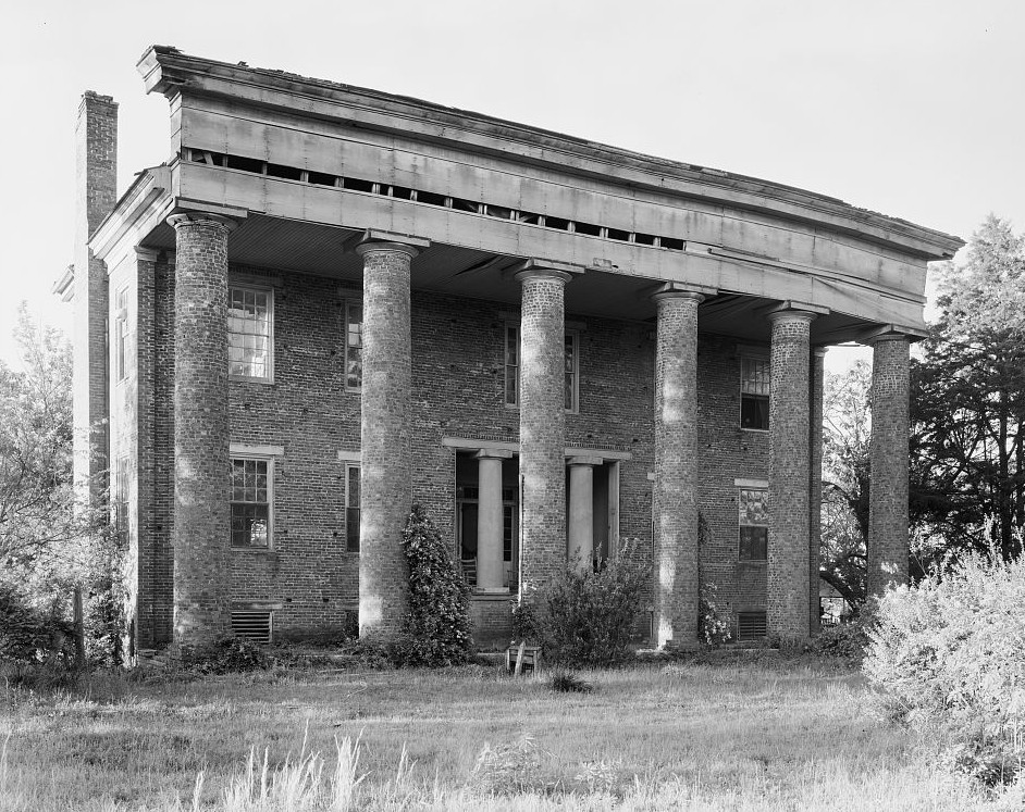 wade House 1939 Huntsville, Alabama
