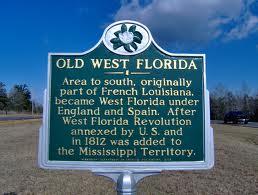 west florida waymarker