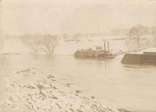 Steamboats to Wetumpka