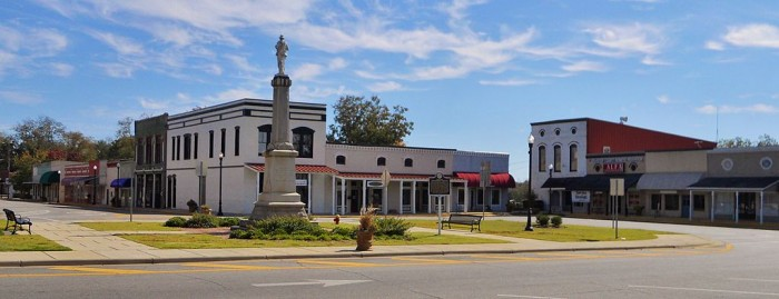clayton courthouse square