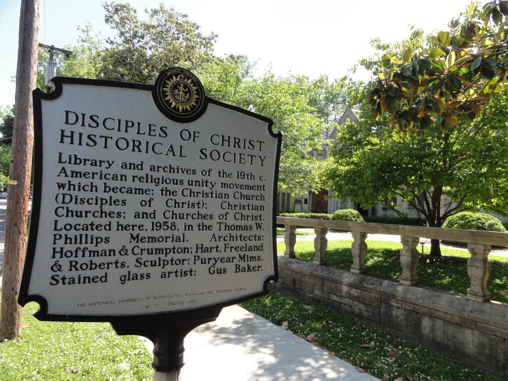 Disciples of Christians/ Disciples of Christ traces origin to early years of 19th century