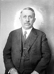 Biography: Edward Berton Almon born April 18, 1860 – photograph