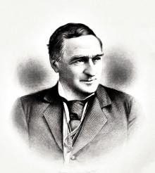 Biography: William Owen Baldwin, M. D. born August 9, 1818 – photograph